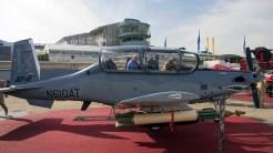 _IGP4833 Hawker Beechcraft AT-6B Texan II N610AT