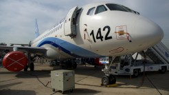 Sukhoi Superjet 100-95 I-PDVW InterJet