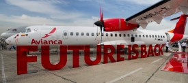 _IGP4956+4957 ATR ATR-72-600 ATR-72-212A F-WWEE Avianca