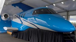 _IGP5345 PC-24 twin-jet Cabin mockup