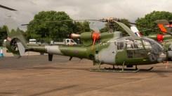 Aerospatiale Westland SA-341B Gazelle AH1 XZ334 UK Army