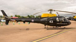 Eurocopter AS-350BB Squirrel HT2 ZJ243 Defence Helicopter Flying School