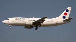 Boeing 737-3H9 YU-AND JAT Airways