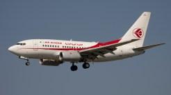 Boeing 737-8D6 7T-VJO Air Algerie