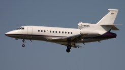 Dassault Falcon 900EX D-AHRN Heron Aviation