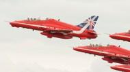 British Aerospace Hawk T1A Red Arrows RAF