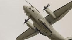 Alenia C-27J Spartan Italian air force MM62217 - 46-81
