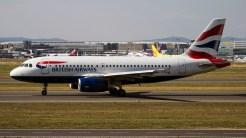 _IGP6663 Airbus A319-131 G-EUPX British Airways