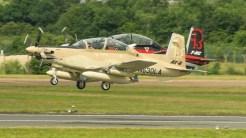 Hawker Beechcraft AT-6B Texan II N630LA