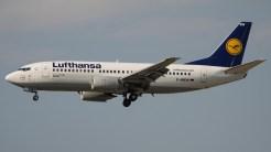 _IGP6801 Boeing 737-330 D-ABEW Lufthansa