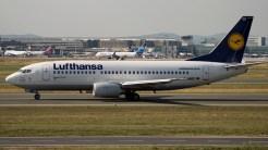 _IGP6847 Boeing 737-330 D-ABEE Lufthansa