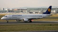 Embraer ERJ-190-100LR 190LR D-AECE Lufthansa