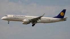 Embraer ERJ-190-100LR 190LR D-AECG Lufthansa
