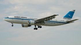 Airbus A300B4-605R 9K-AMC Kuwait Airways