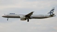 _IGP7062 Airbus A321-232 SX-DVP Aegean Airlines