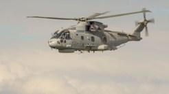 EHI EH-101 Merlin HM1 Mk111 UK Navy ZH856