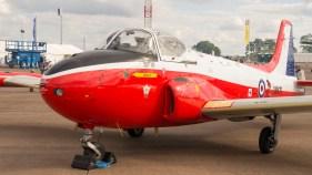 Hunting P-84 Jet Provost T3A XM479