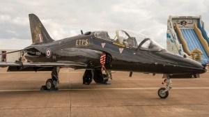 Hawker Siddeley Hawk T1 HS-1182 RAF XX154
