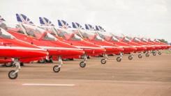 Red Arrows RAF