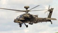 Westland WAH-64D Longbow Apache AH1 ZJ172 British Army
