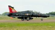 BAE Systems Hawk T2 ZK018 RAF