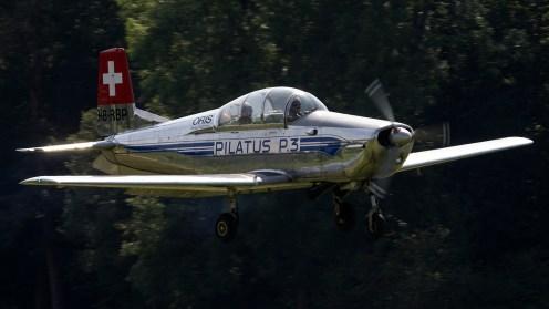 Pilatus P-3-05 HB-RBP