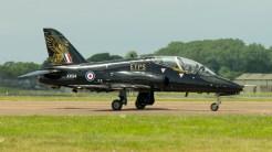 Hawker Siddeley Hawk T1 HS-1182 XX154 RAF