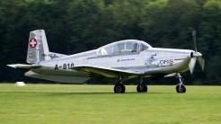 Pilatus P-3-05 HB-RCH