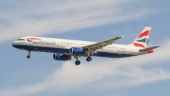 Airbus A321-231 British Airways G-MEDG