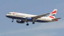 Airbus A320-232 British Airways G-EUYG
