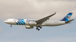 Airbus A330-343 Egypt Air SU-GDT