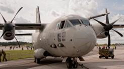 Alenia C-27J Spartan MM62215 46-80 Italian AF