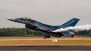 IMGP0380 Gilze10 SABCA F-16AM Fighting Falcon Belgian Air Force