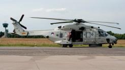 NHI NH-90 NFH N-227 Royal Netherlands AF