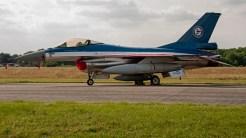 IMGP1805 General Dynamics (Fokker) F-16AM Fighting Falcon 686 Norwegian AF