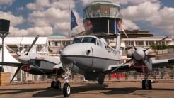 IMGP2467 Hawker Beechcraft MC-12W Huron 350ER N352BC