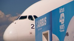 Airbus 40 years A380 F-WWOW