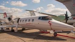 IMGP2519 Learjet 60XR N60XR
