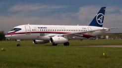 IMGP2600 Sukhoi SSJ-100-95B Superjet 100 RRJ-95B 97003