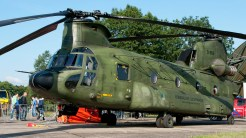 Boeing CH-47D Chinook 414 D665 Royal Netherlands Air Force