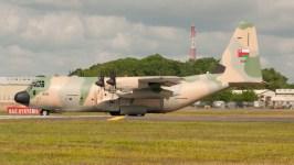 Lockheed Martin C-130J Hercules L-382 506 Oman air force