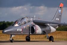 Belgian AF Dassault Alpha Jet