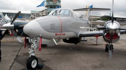 IMGP4343 Hawker Beechcraft B200 King Air AS1126 Malta AF