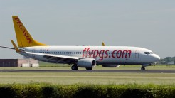 B737-800 Pegasus TC-AAR