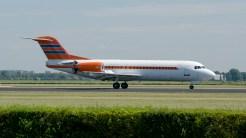 IMGP4447 Fokker F-70 Dutch Government PH-KBX