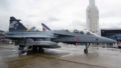 IMGP4599-4600 SAAB Gripen NG static display