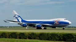 Boeing 747-4KZF-SCD AirBridgeCargo Airlines VQ-BHE