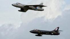 IMGP4896 Hawker Hunter 2Ship Team Viper Hunter UK