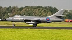 IMGP4911 Hawker Hunter GA11 XE685 G-GAII Team Viper Hunter UK