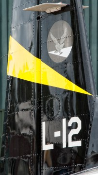 IMGP5101 Pilatus PC-7 Tail L-12 Dutch AF